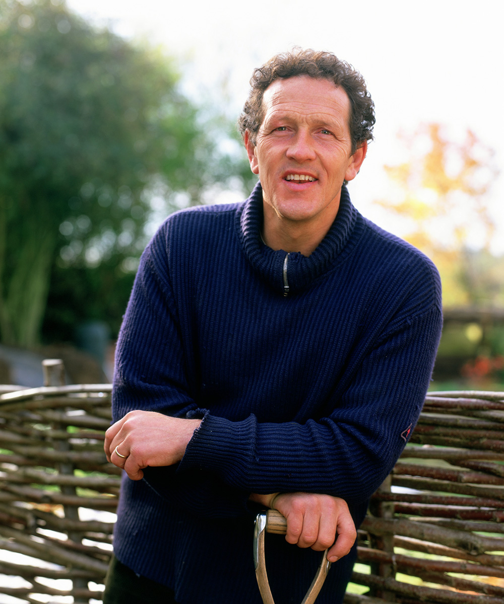 Tour Monty Don S Garden In Herefordshire Monty Don Garden