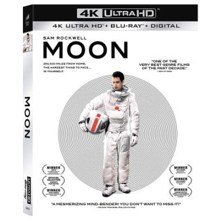 Sci-Fi Classic 'Moon' Available on 4K Ultra HD for Apollo 11 Anniversary