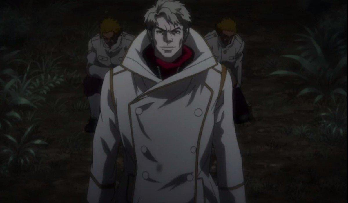 Deacon Frost Marvel Anime