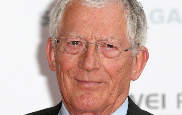 Nick Hewer on The Great Celebrity British Bake Off: 'It was terrifying'