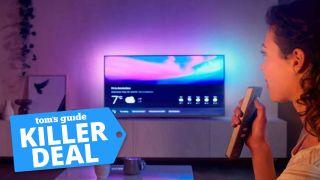 Philips 4K TV deal