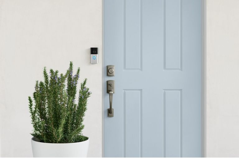 Best smart doorbell: Ring video doorbell