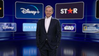 Bob Iger at Disney's 2020 investor day
