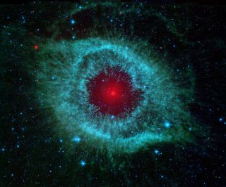 The Helix Nebula.