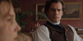 Henry Cavill Shares Funny Enola Holmes Bloopers From Making The Netflix Film