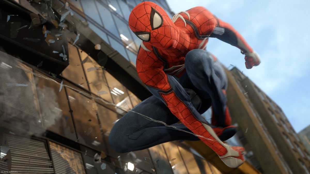 There's actually loads of info about Insomniac's PS4 Spider-Man