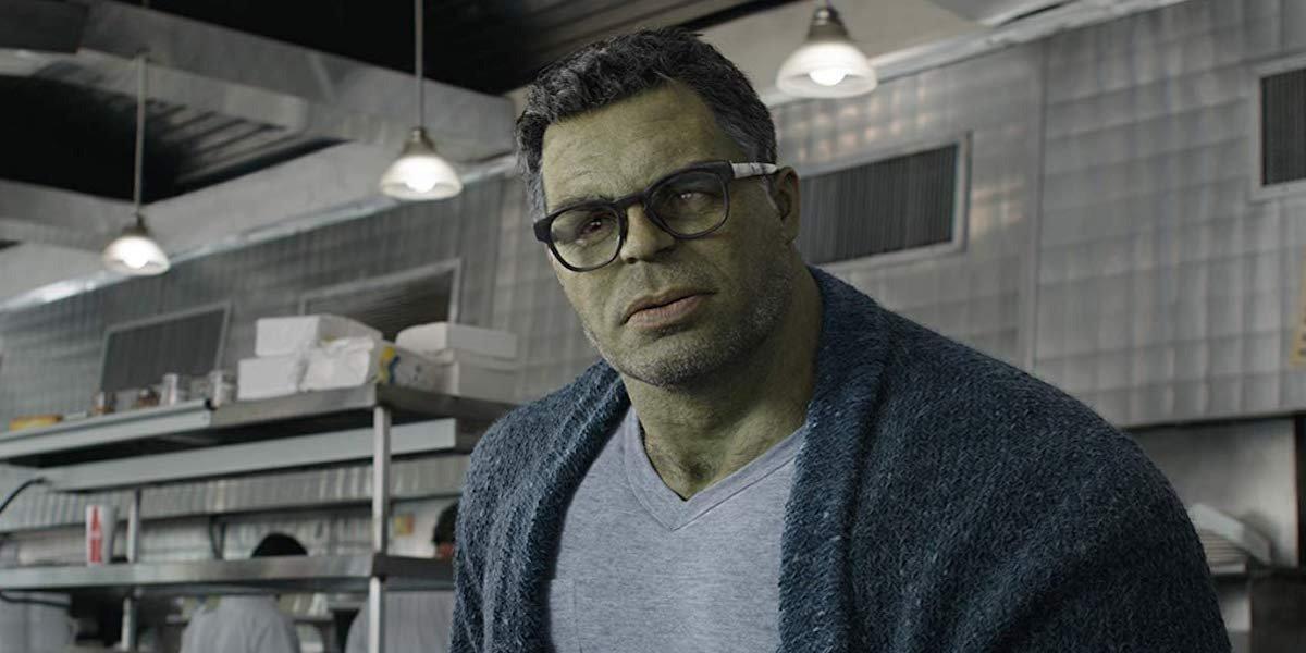 hulk mark ruffalo avengers endgame mcu