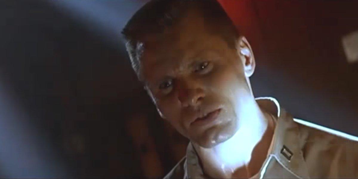 Viggo Mortensen in Crimson Tide