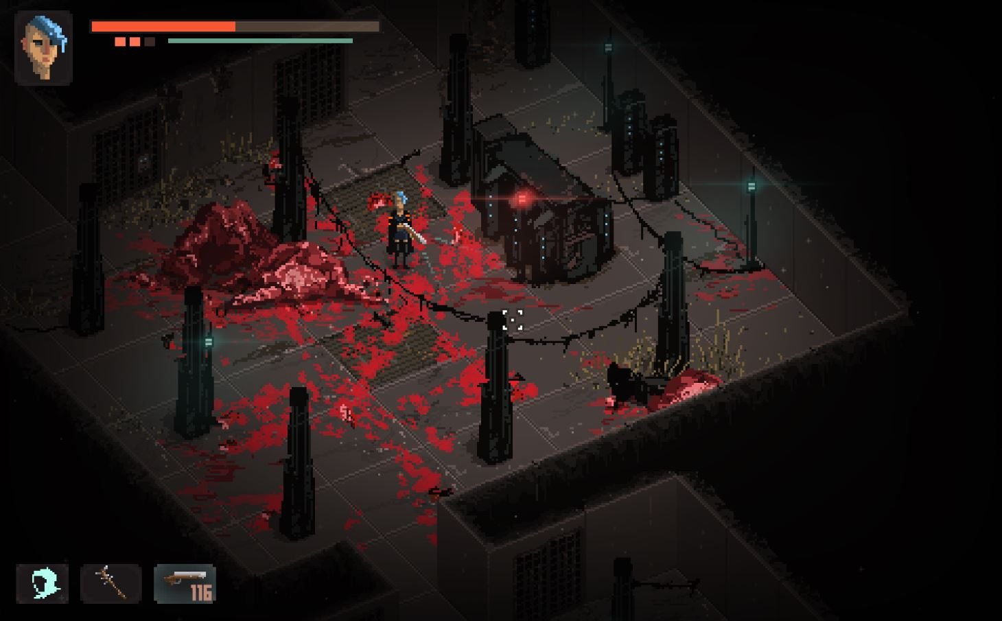 Intriguing indie RPG Death Trash hits Steam Early Access next year | PC Gamer