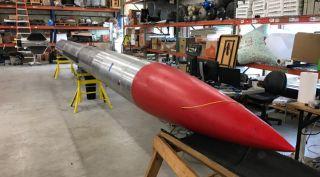 SARGE suborbital rocket