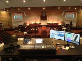 Yamaha CL5 Forms the Cornerstone of Detroit Metro Church