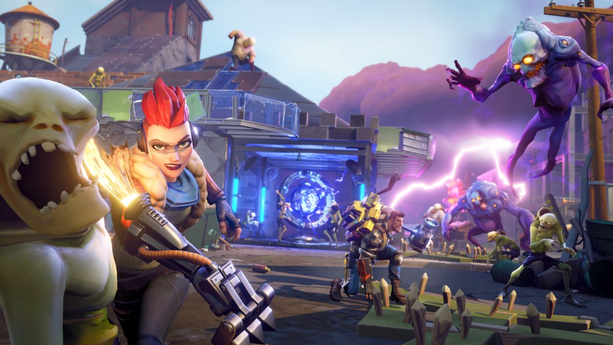 Fortnite: Save the World - Everything You Need to Know