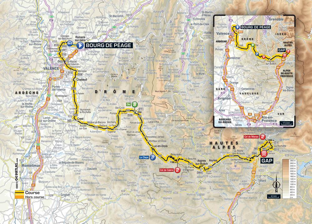 Tour de France 2015 stage 16 preview