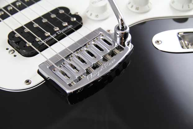 Floyd Rose Launches Rail Tail Tremolo for Strat-Style