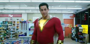 Shazam! Director's Response To The Rock's Ripped Black Adam Picture Is A+