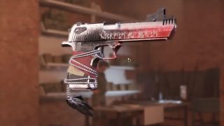 The Division 2 Exotic Pistol Liberty