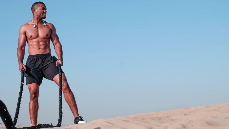 Chest Exercises - Magazine cover