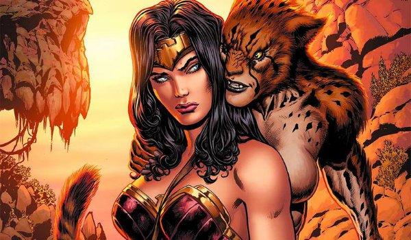 Wonder Woman Cheetah
