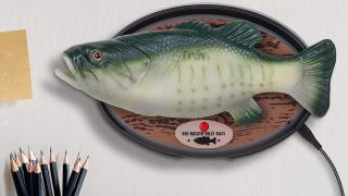Big Mouth Billy Bass with Alexa
