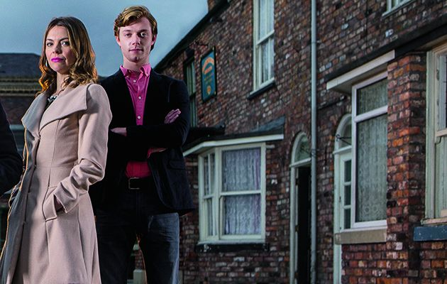 coronation street, tracy barlow, kate ford