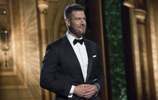 Jesse Palmer on ABC's 'The Proposal in 2018