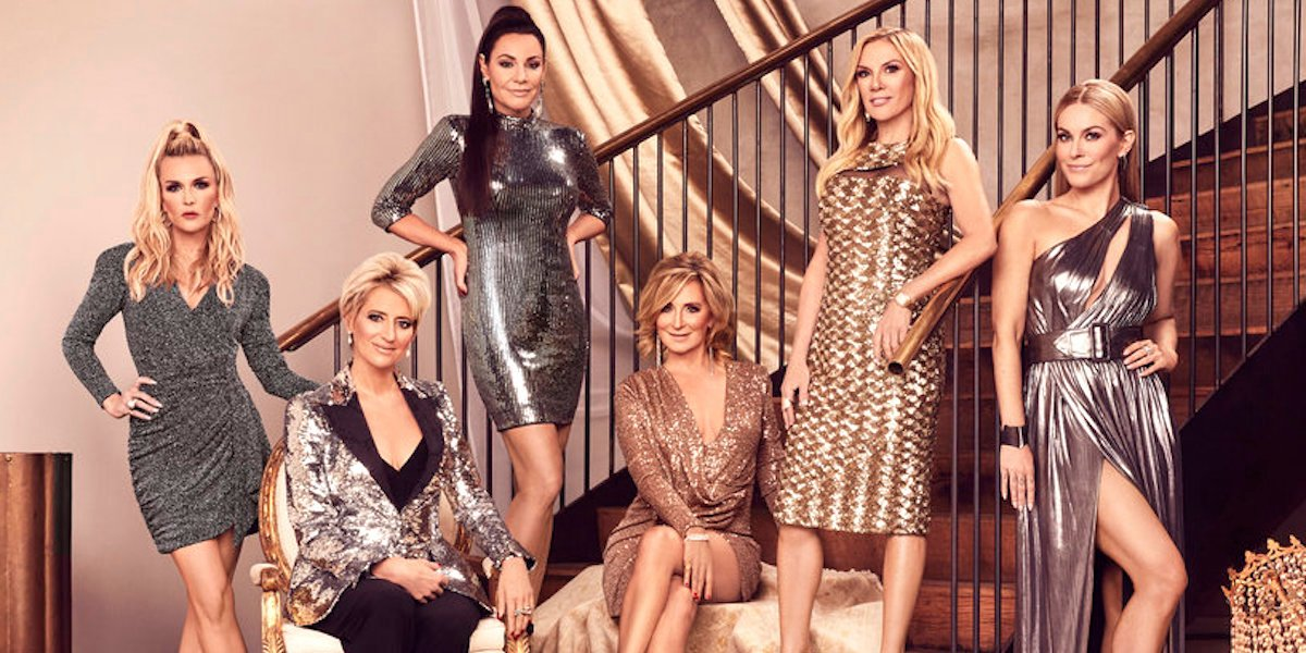 Real Housewives Of New York Suspends Production After Cast Member Tested Positive For COVID