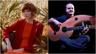 Acoustic Guitarist of the Year 2019 judges Molly Tuttle and Andy McKee
