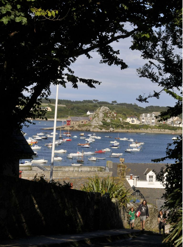 Scilly Isles dream travel destinations photo