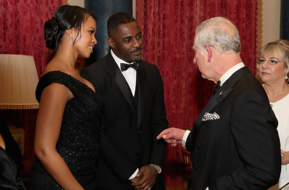 The sweet way Prince Charles contributed to Idris Elba's acting success
