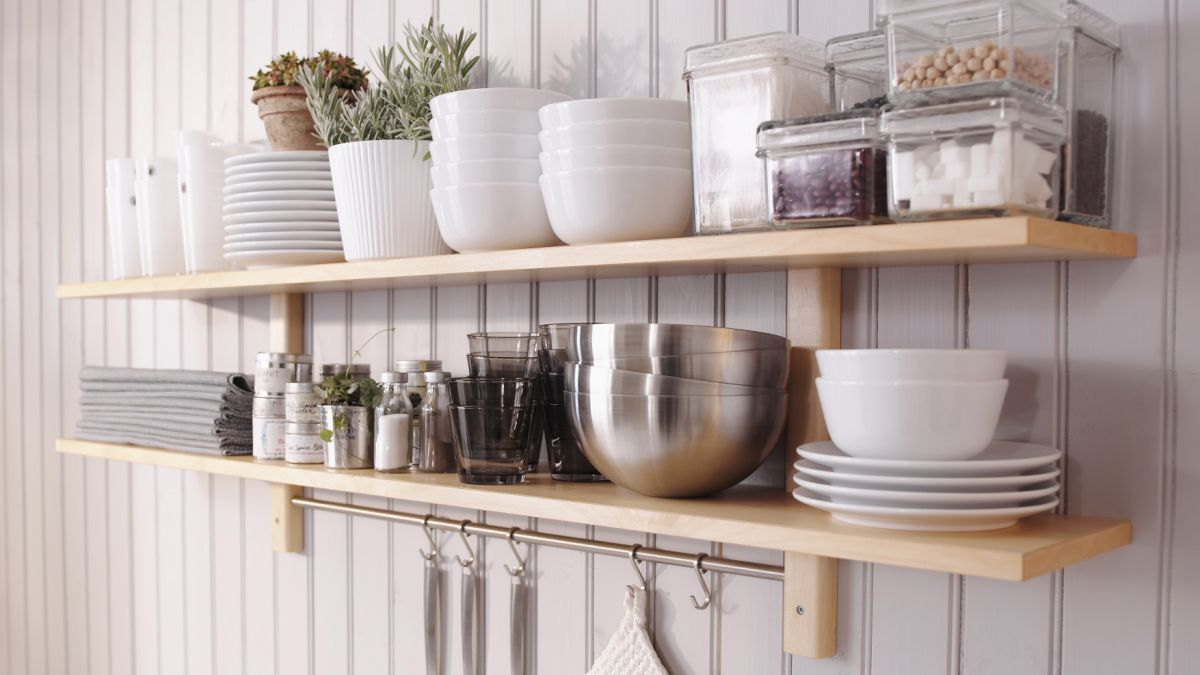 18 storage ideas for small kitchens   Real Homes