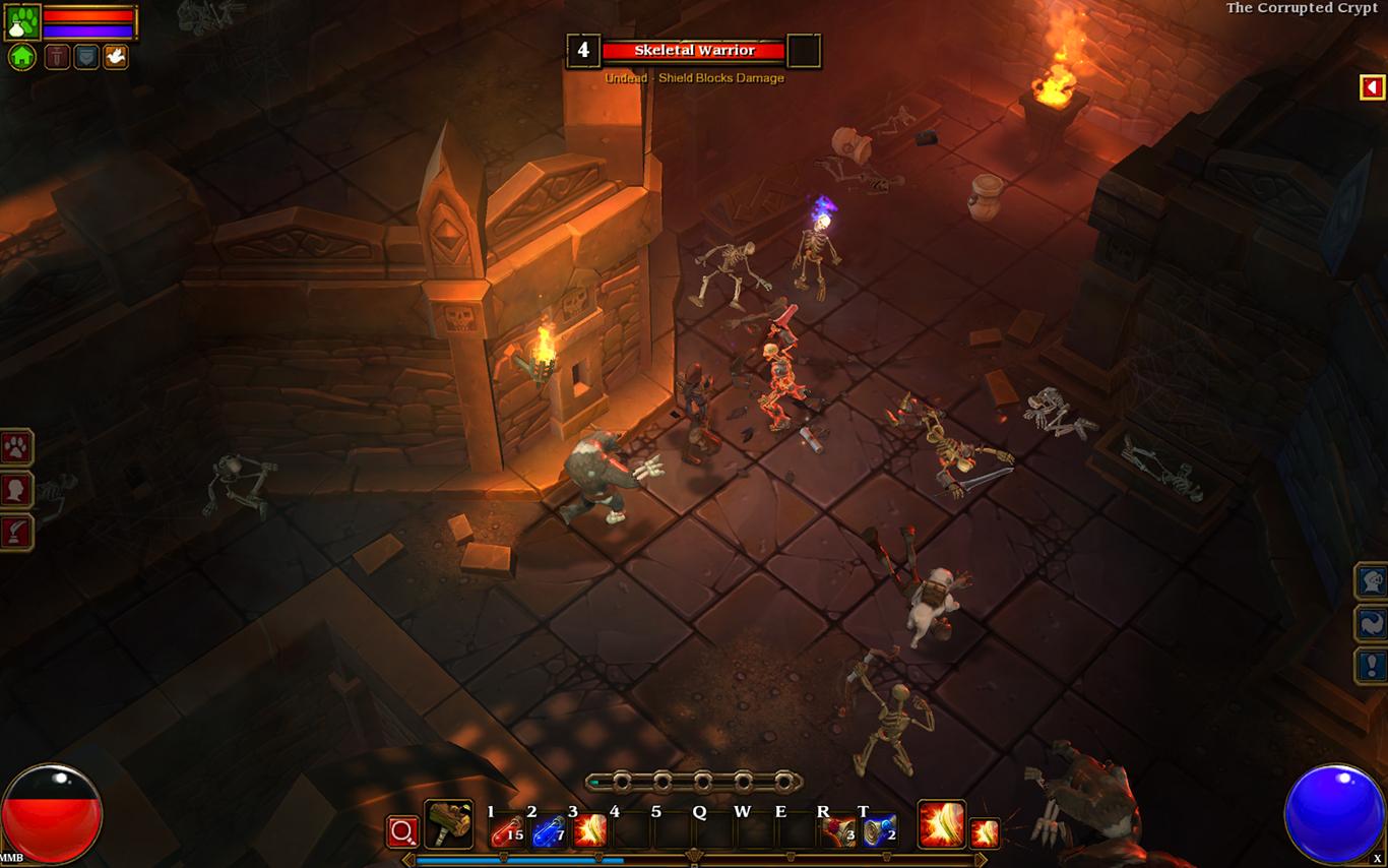 The best games like Diablo: Torchlight 2
