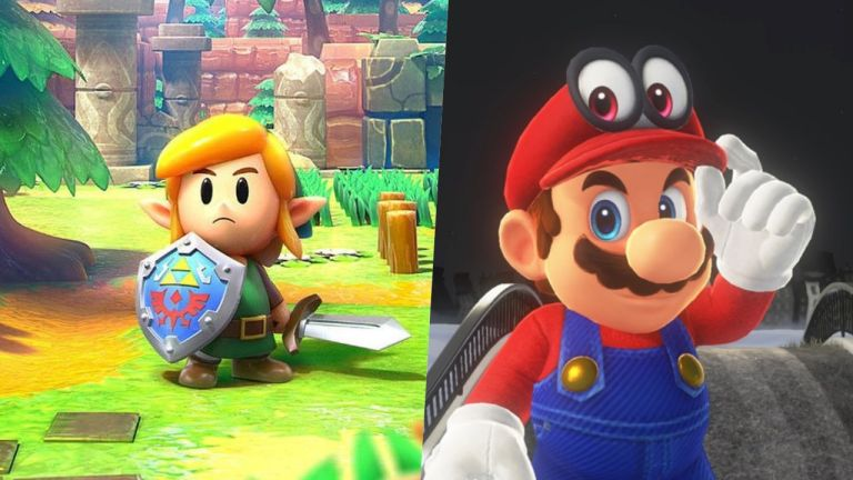 Zelda Super Mario Odyssey