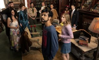 Cast of CBS's Ghosts