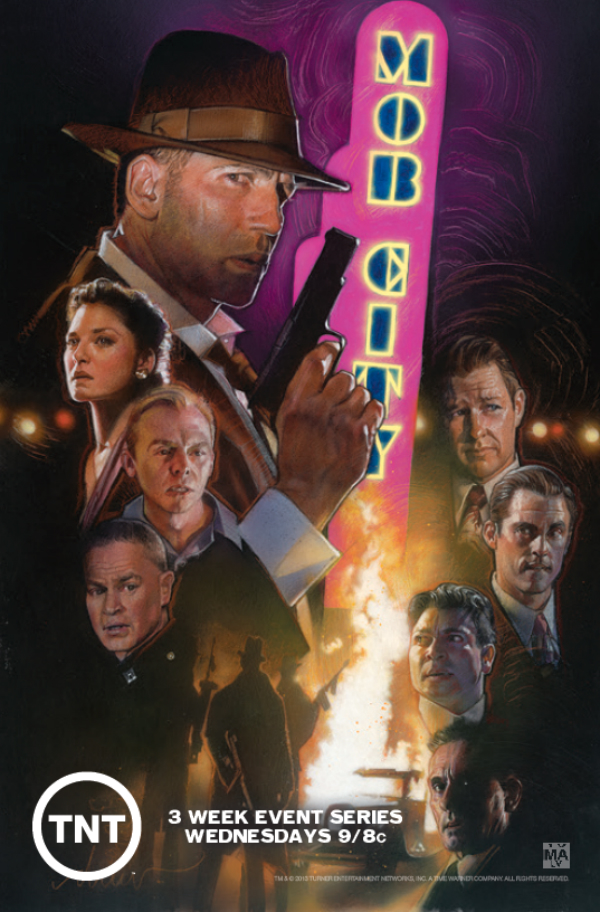 Drew Struzan Mob City