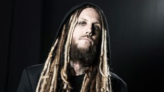 A portrait of Brian Head Welch
