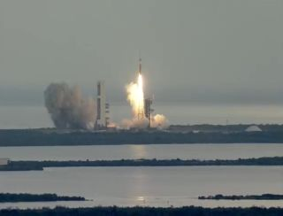 Air Force Launches AFSPC4 Mission