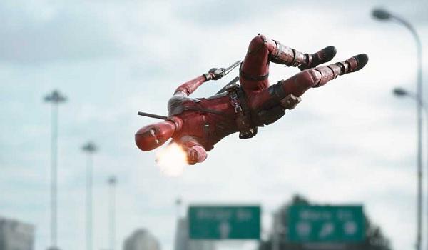 Deadpool Mid AIr