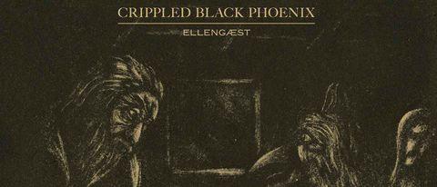 Crippled Black Phoenix: Ellengæst album cover