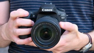 Canon EOS 90D: 32MP enthusiast DSLR arrives with 4K video