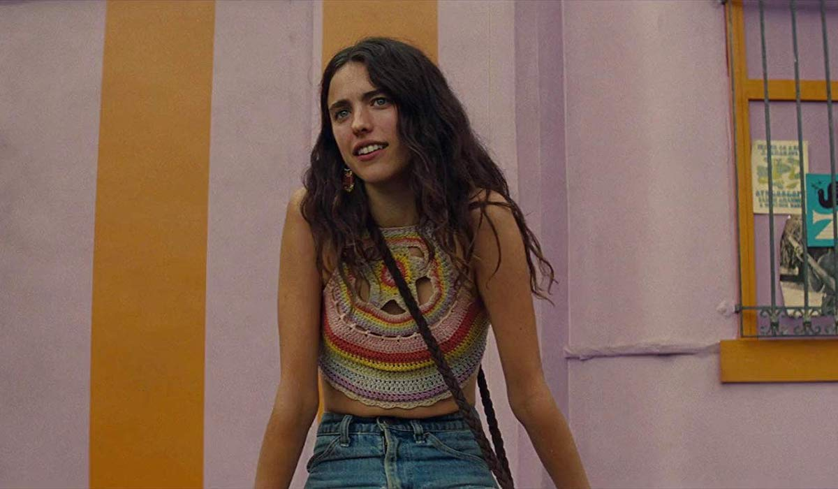 Margaret Qualley as Pussycat in Once Upon a Time in Hollywood