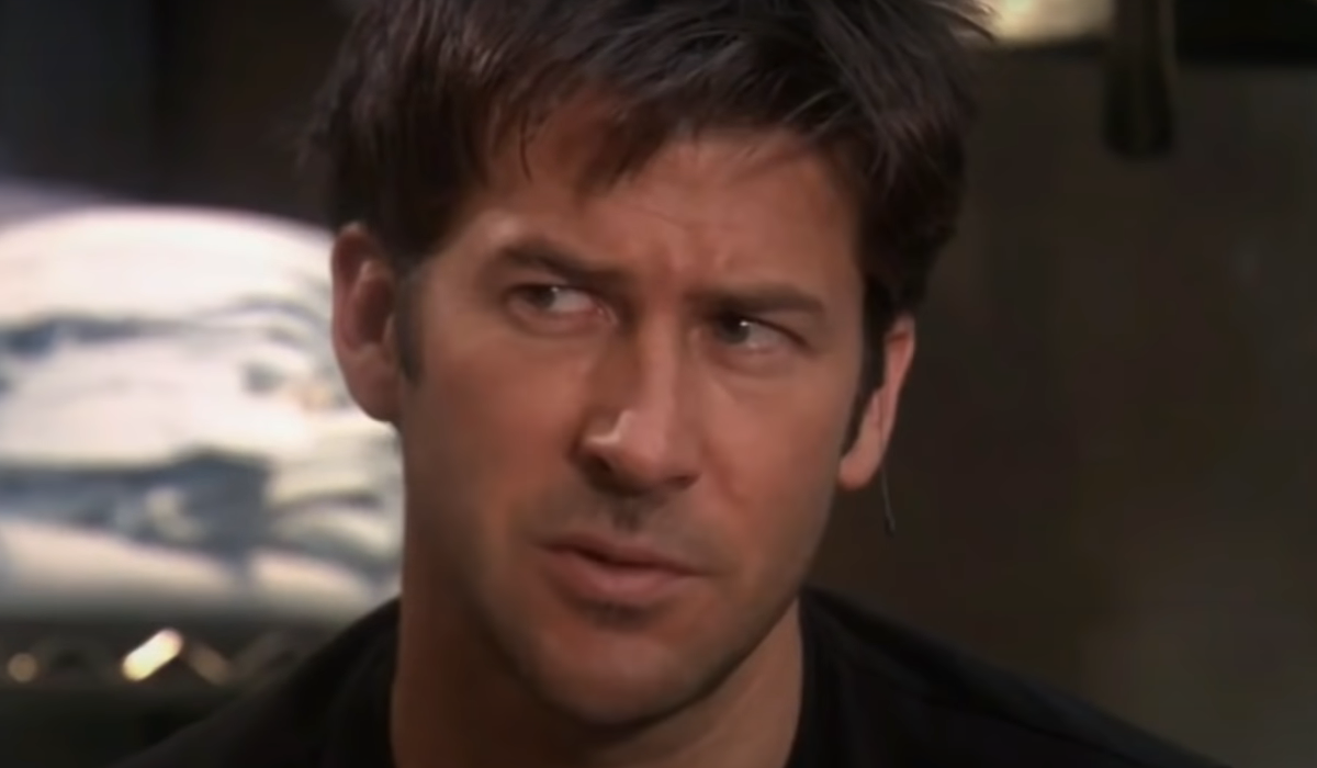 Stargate Atlantis Joe Flanigan John Sheppard Sci Fi Channel