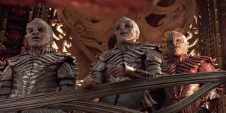 star trek discovery klingons cbs all access