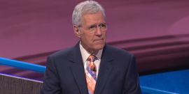 Jeopardy's Narrator Recalls Alex Trebek's Sweet Interactions With The Audience