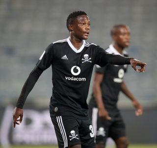 Thabiso Sesane of Orlando Pirates