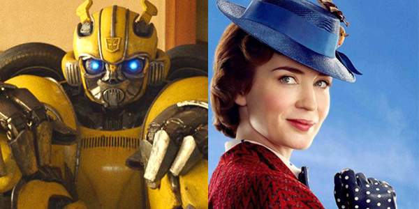 Bumblebee, Mary Poppins Returns