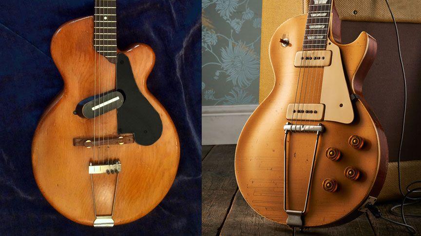 Guitarists debate: did Gibson steal the Les Paul design?