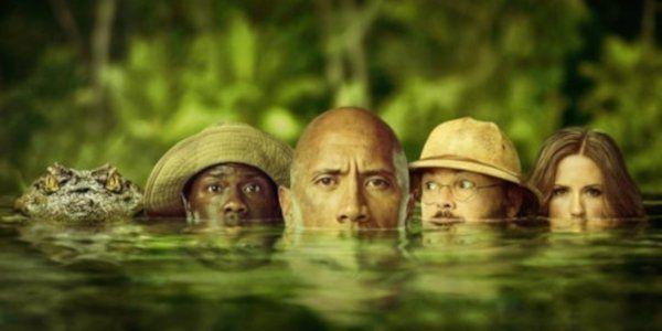 Jumanji 3, An Updated Cast List - CINEMABLEND