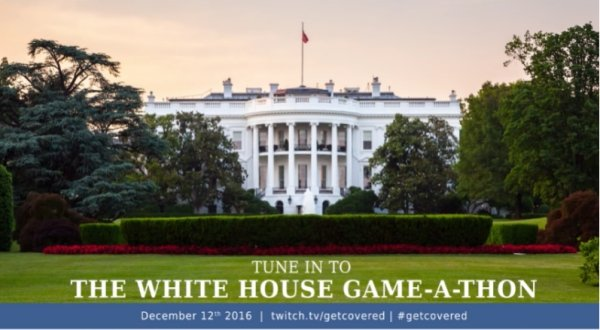 White House Game-A-Thon