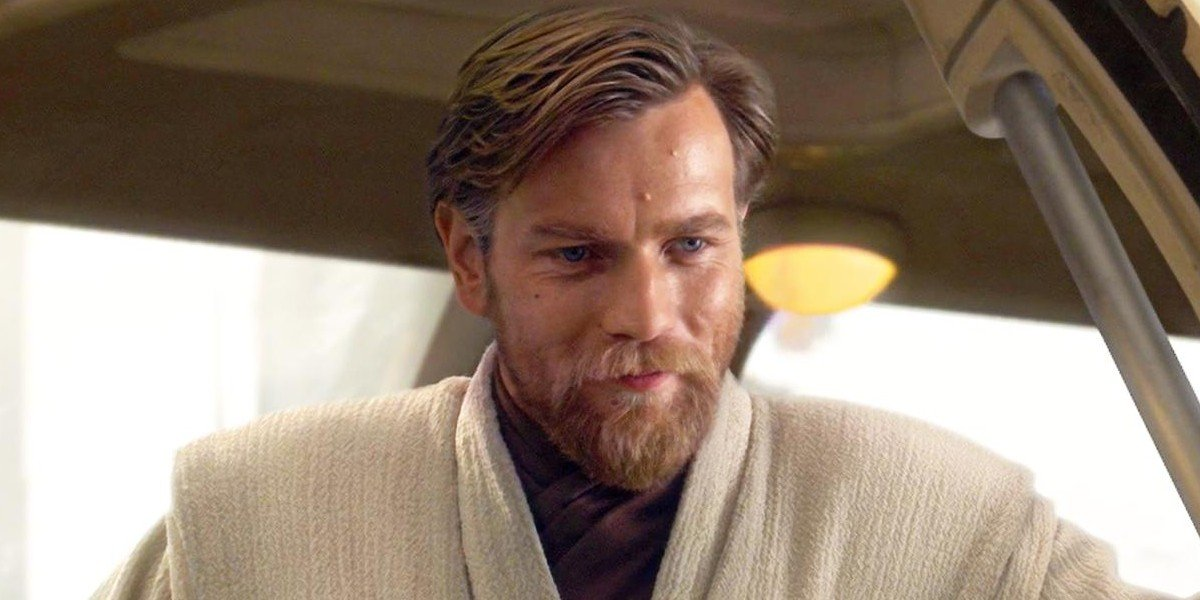 Ewan McGregor as Obi-Wan Kenobi in Star Wars: Episode III - Revenge of the Sith (2005)