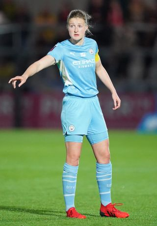 Arsenal v Manchester City – FA Women's Super League – Meadow Park